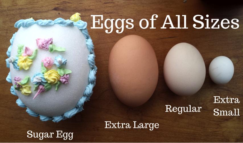 Sugar Egg