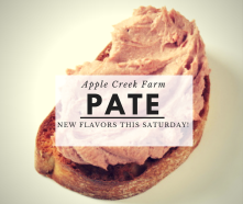 PATE NEW FLAVORS